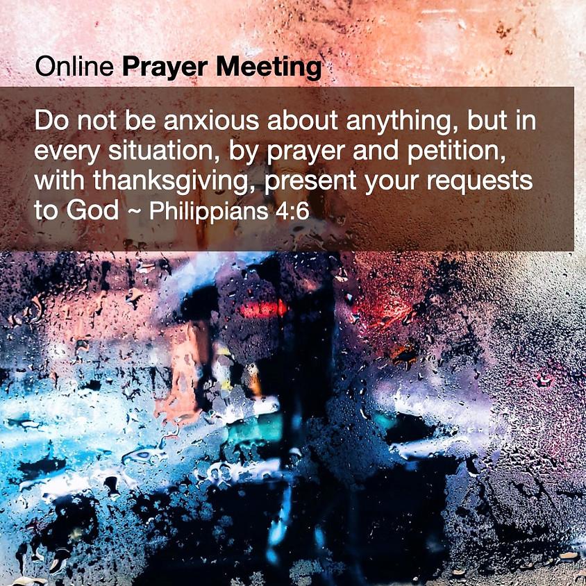 Online Prayer Meeting