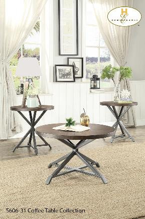 3pc Pack Occasional Table Collection