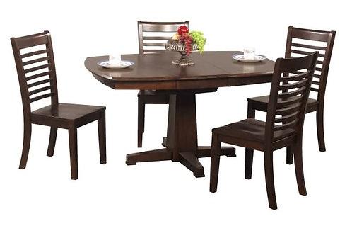 Santa Fe 42 X 57 Ped Table