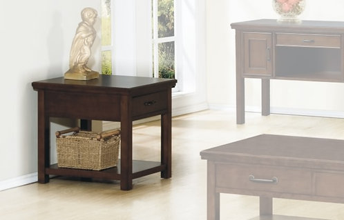 """Willow Creek 22"""" End Table"""