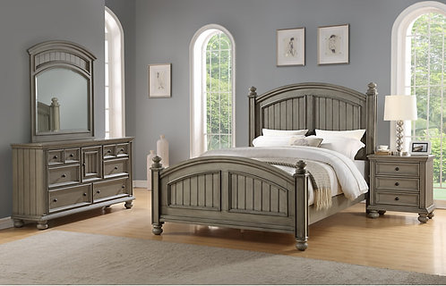 Farmhouse Bay Full Bed