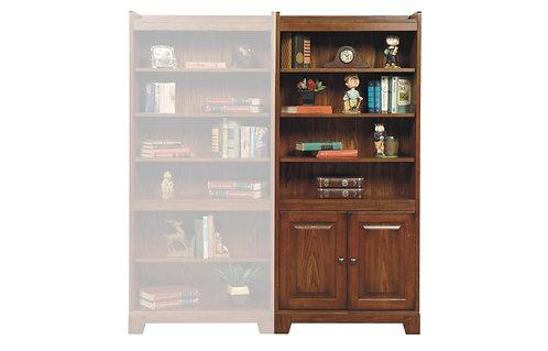 Zahara Bookcase W/ Door