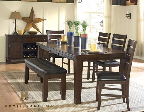 Ameillia Collection Extension Dining Table