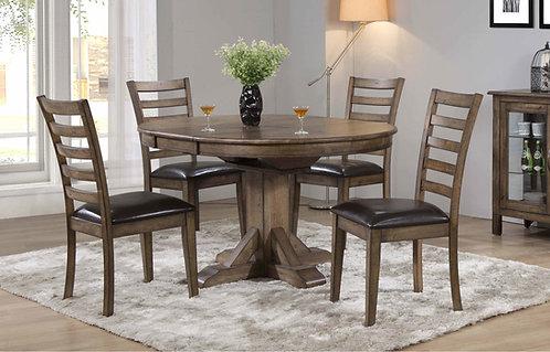 "Newport 57"" Pedestal Table"