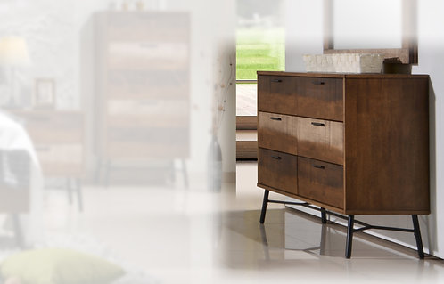"Avalon 47"" 6-Drawer Dresser"