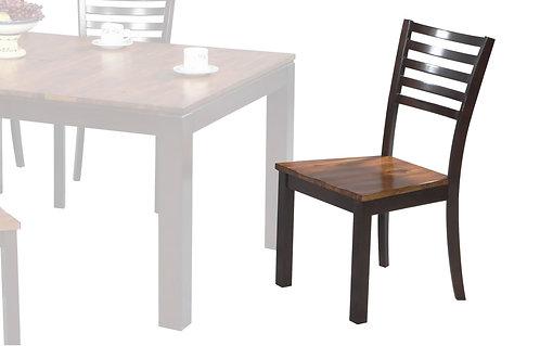 Acacia Ladderback Side Chair
