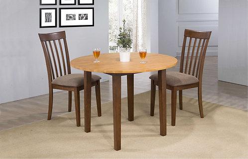 "Delfini 42"" Round Leg Table"