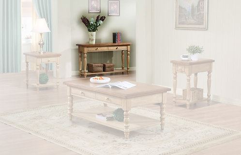 "Quaint Retreat 50"" Sofa Table"