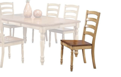 Quaint Retreat Ladderback Chair