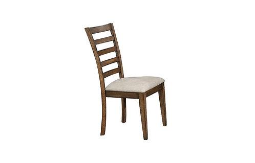 Newport Ladderback Fabric Side Chair