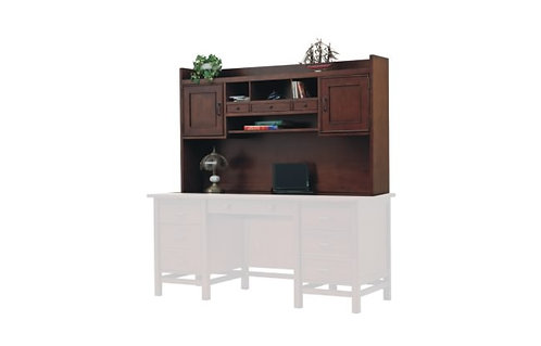 "Willow Creek 63"" Desk Hutch"