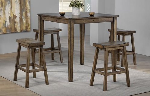 """Newport 36"""" Square Tall Table"""