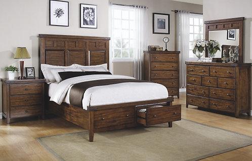 Mango Storage Bed