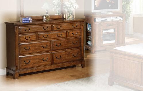 Zahara 9-Drawer Dresser