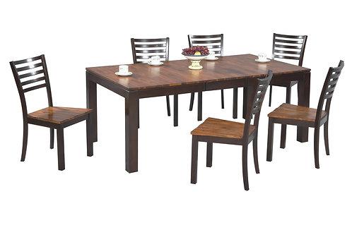 """Acacia 78"""" Leg Table"""