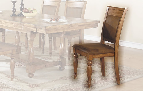 Grand Estate Uphol-Back Side Chair