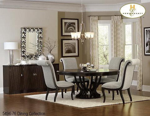 Savion Collection Round/Oval Table