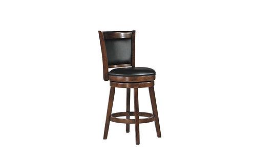 """Porter 24"""" Upholsterback Stool"""