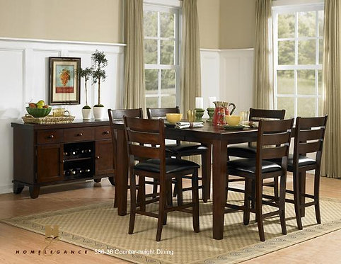 Ameillia Collection Counter-height Pub Table