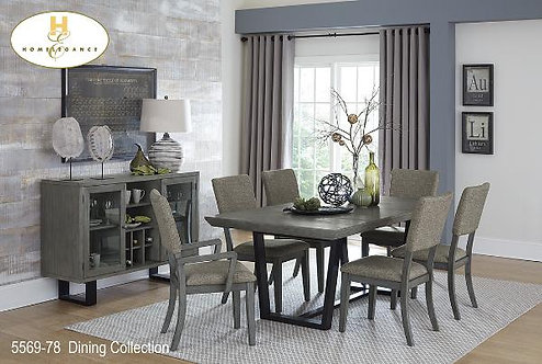 Contemporary Dining Collection