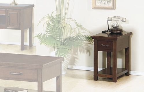 "Willow Creek 14"" Lamp Table"