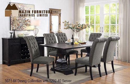 Double Pedestal Dining Collection