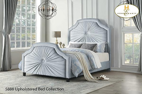 Bossa Nova Collection - Light Grey Bella Micro Bed