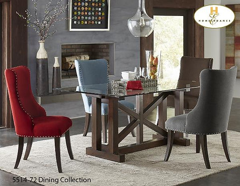 Salema Collection Dining Table