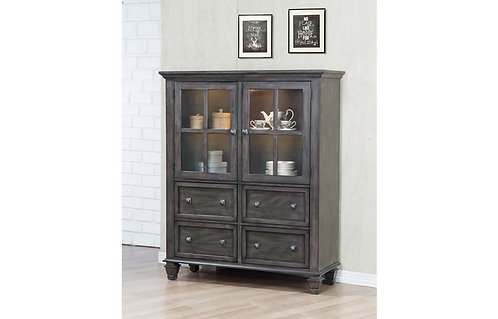 """Lancaster 52"""" Tall Sideboard"""
