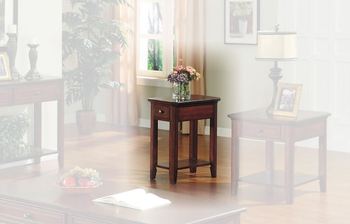 Topaz Cherry Small End Table