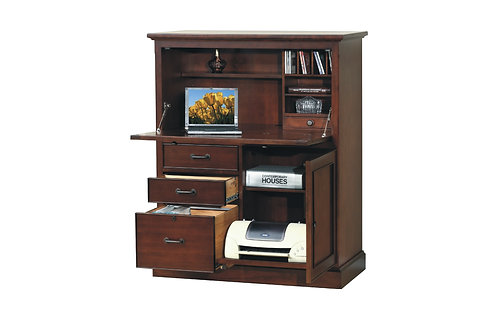 """Willow Creek 41"""" Computer Armoire"""