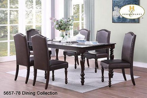 Dining Room Collection Cherry Dining Table