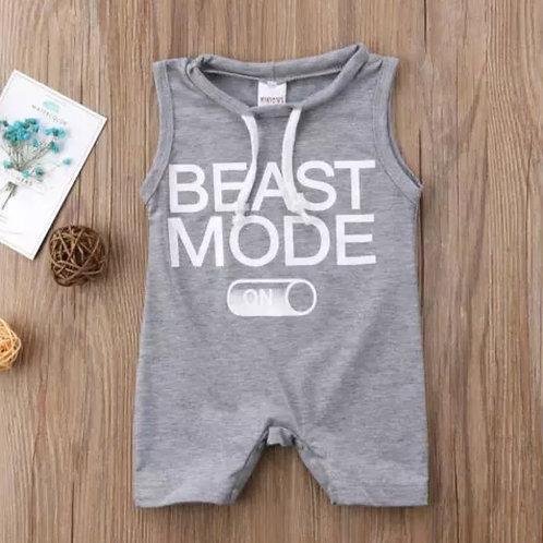 Beast Mode Romper