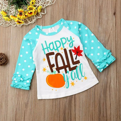 Happy Fall Shirt