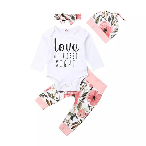 Love At First Sight- 4pc Set