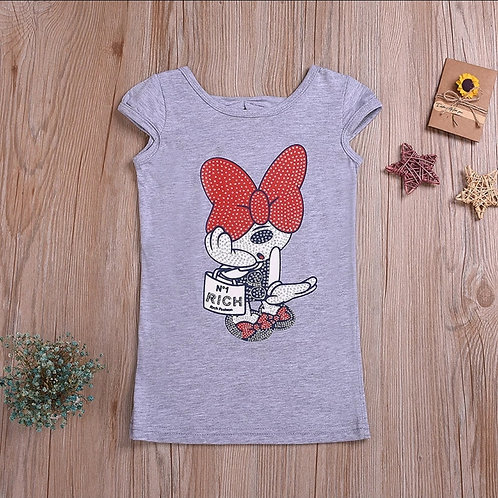 Minnie Mouse T-Shirt Dress