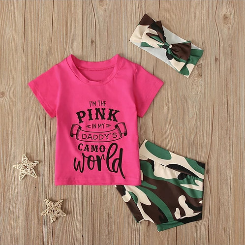 Camo World Outfit