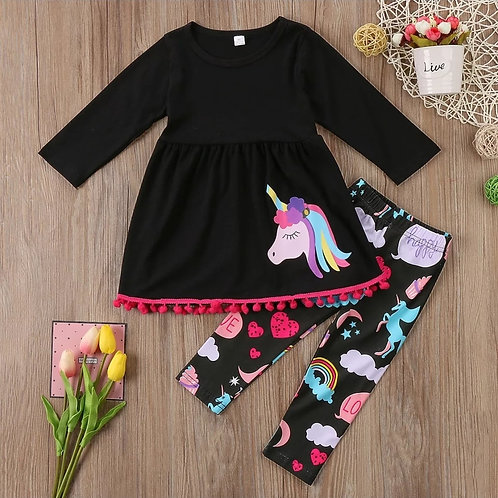Unicorn 2Pc Set 🦄