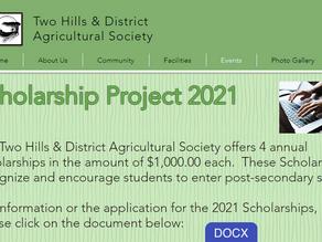 Ag Society Scholarship