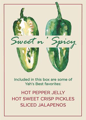Sweet n' Spicy