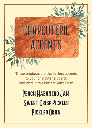Charcuterie Accents