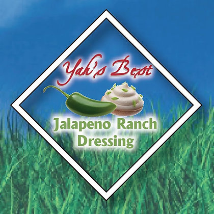 Jalapeno Ranch Dressing