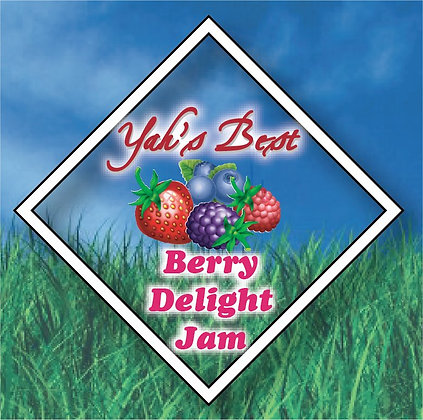 Berry Delight Jam