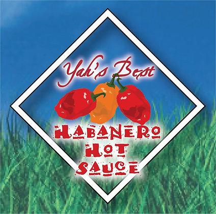 Red Habanero Hot Sauce