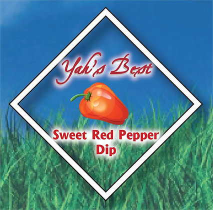 Sweet Red Pepper Dip