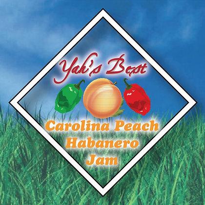 Peach Habanero Jam