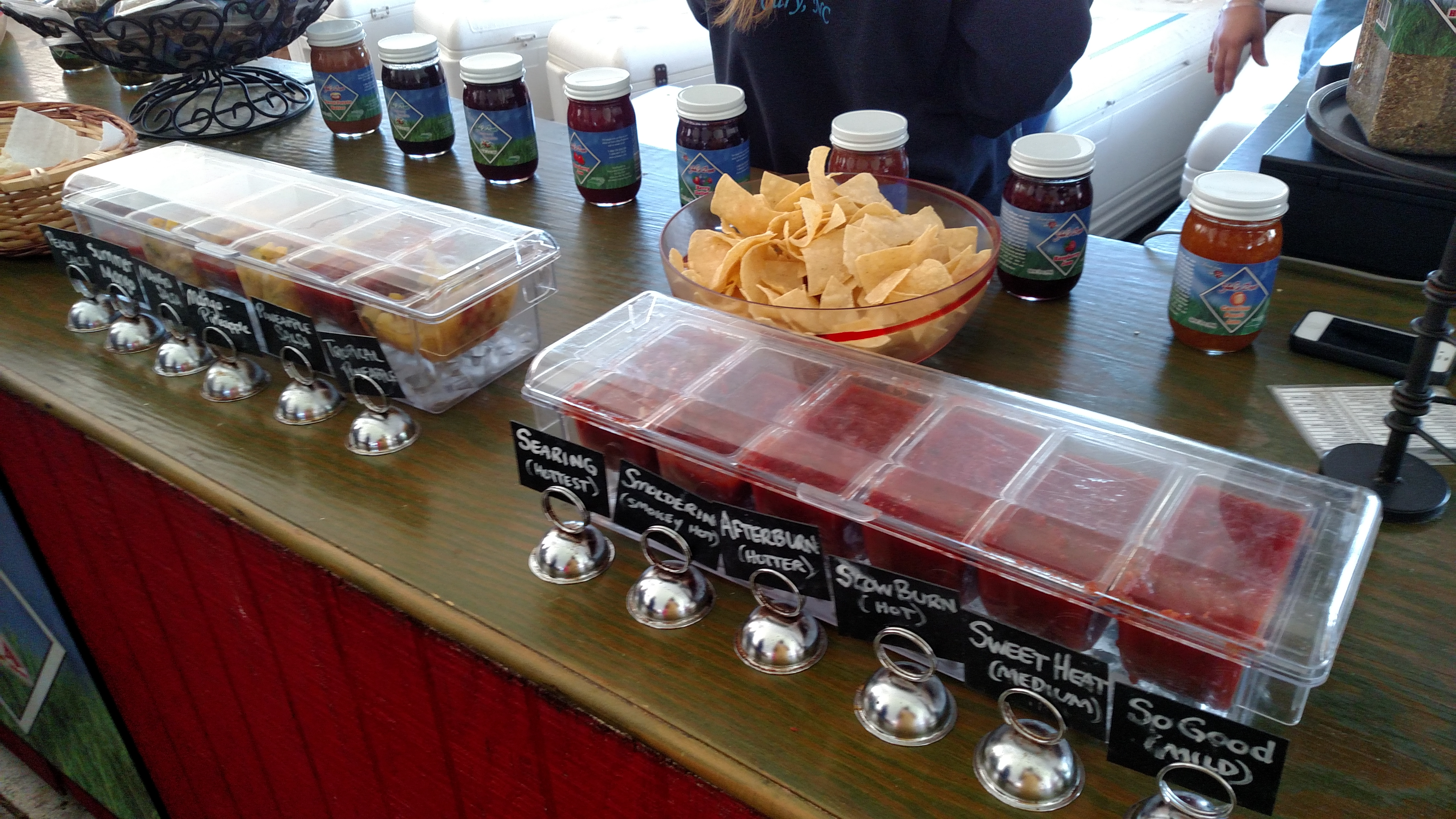 Raleigh Famers Market