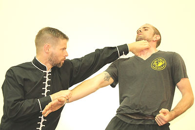 kung fu self defense Sifu Tav Byerhoff los angeles