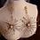 Thumbnail: Vintage Gold Leaf Handmade Crown