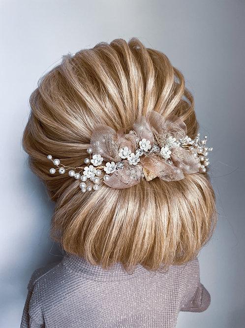 Rosey Golden Hair Romance